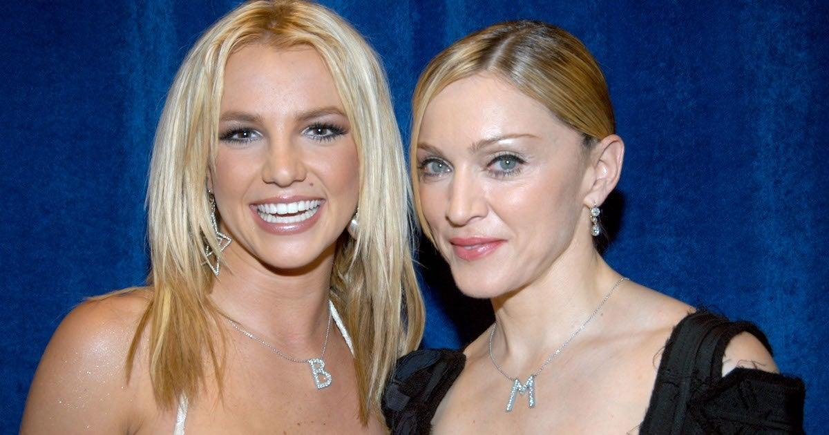 Madonna Reflects on Recent Conversation With Britney Spears.jpg