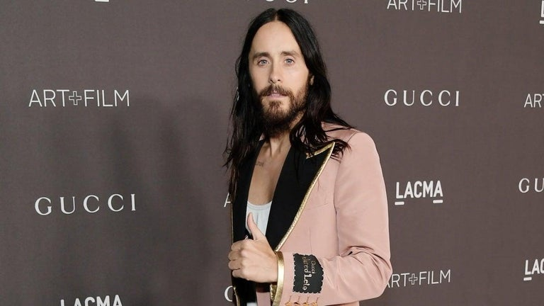 Jared Leto Tear-Gassed While Caught in COVID-Related Protest in Italy