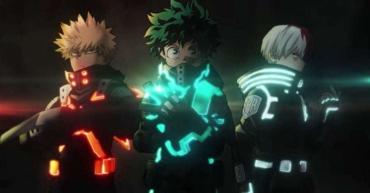 Want To Watch My Hero Academia World Heroes Mission What You Need To Know
