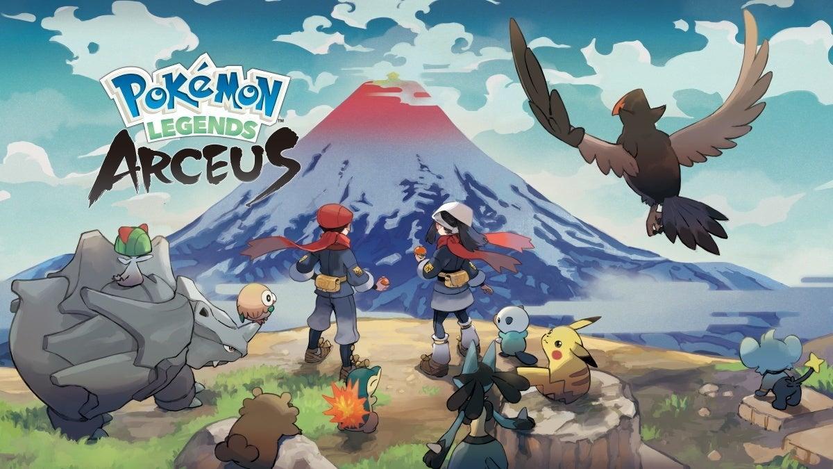 Pokemon Legends: Arceus Fans are Loving the Game's Latest Regional Variants