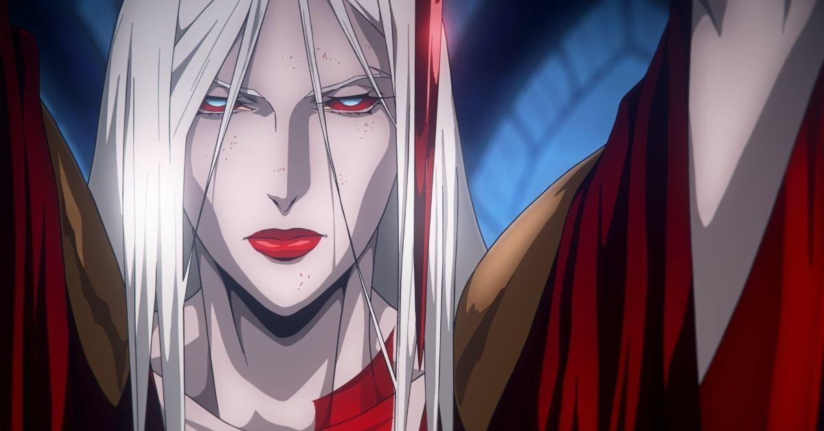 Castlevania Cosplay Goes for Blood With Carmilla