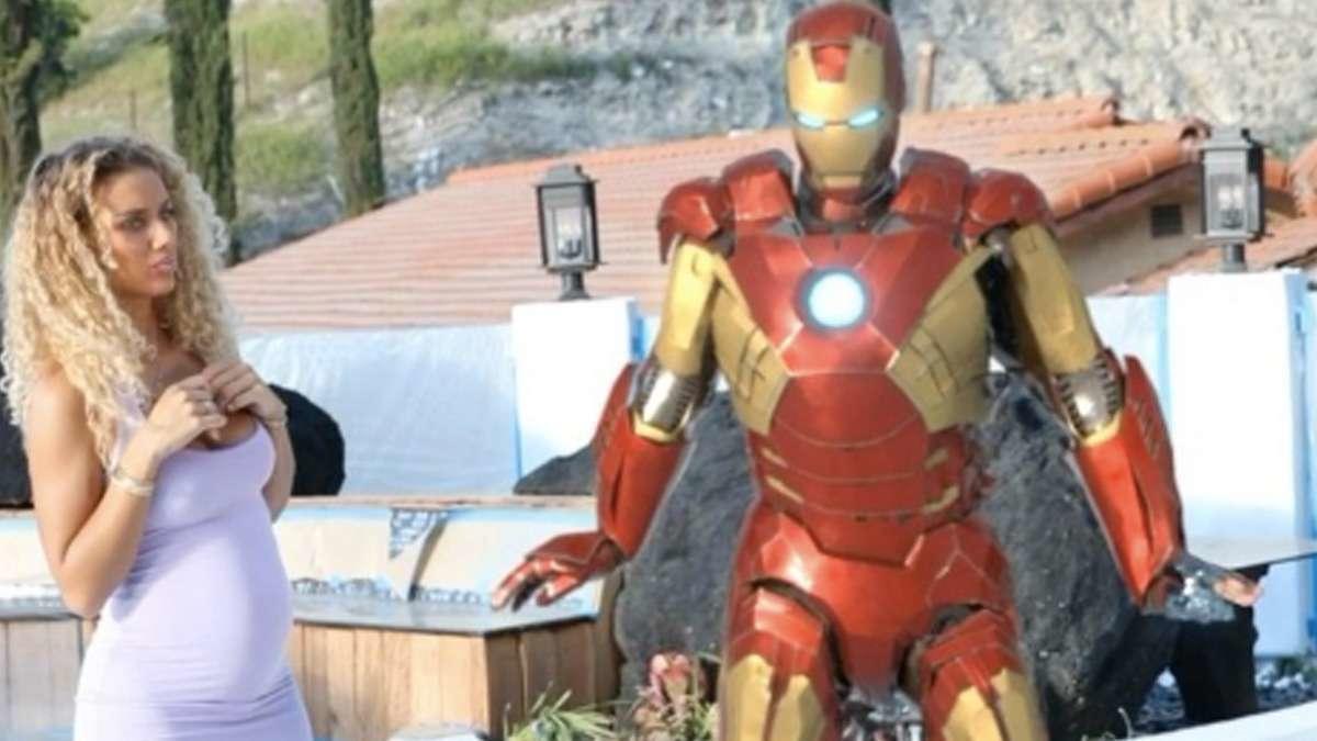 Jason Derulo Blasts Off as Iron Man in New Instagram Video - ComicBook.com