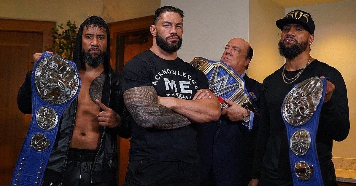 wwe-roman-reigns-usos-the-bloodline-champions-1277186