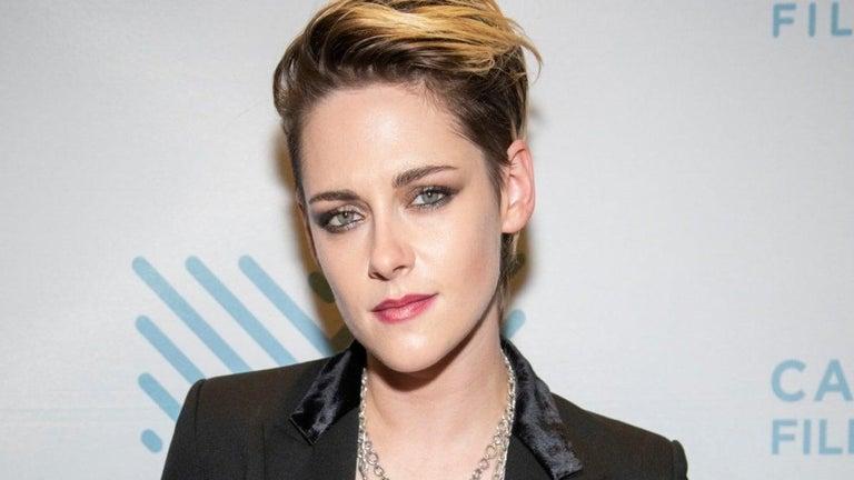 Kristen Stewart Says She Felt Princess Diana Gave Her 'Sign off' for 'Spencer' Role