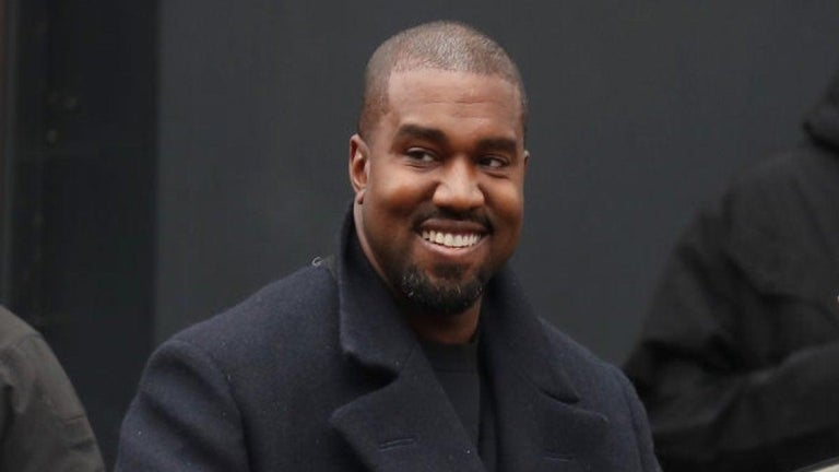 Kanye West Debuts New Shaved Haircut to Go With His Name Change