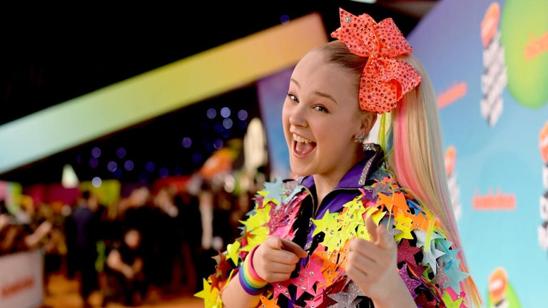 JoJo Siwa Appears to Accidentally Reveal Who Her 'Dancing With the Stars' Partner Is