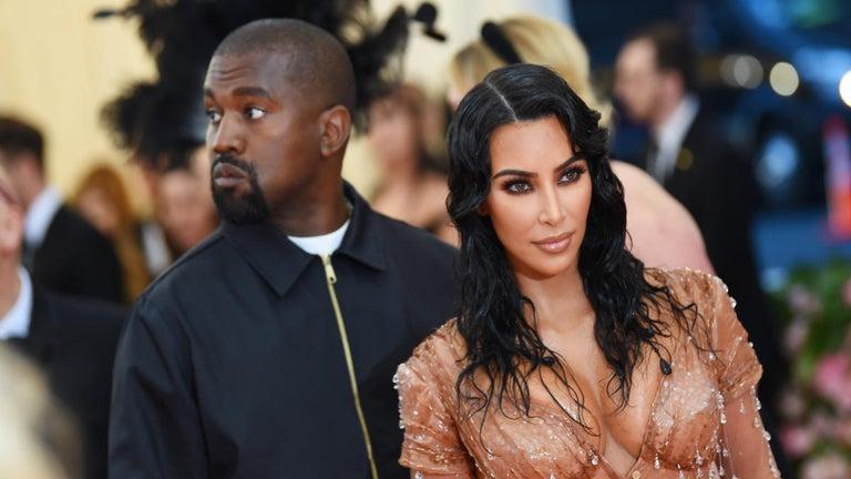 Kanye West Had Affair During Marriage to Kim Kardashian, Sources Allege