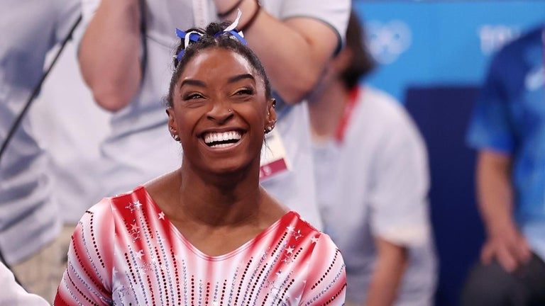 Simone Biles Shares Photo of Her 'Whole Heart' After Scathing Message for Critics Calling Her a 'Quitter'