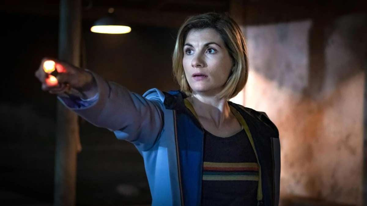 Doctor Who's New Companion Reacts to Jodie Whittaker's Exit