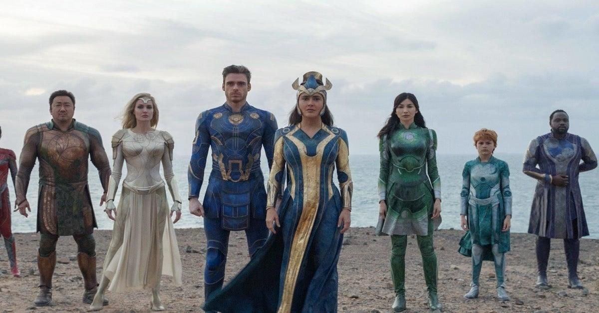 Marvel's Eternals Rotten Tomatoes Score Is Out