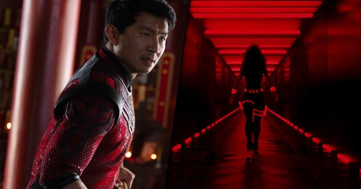 Shang-Chi & Black Widow