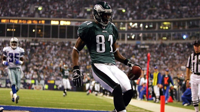 Terrell Owens Says He Wants to 'Knock the Chunky Soup' out of Former Eagles Teammate