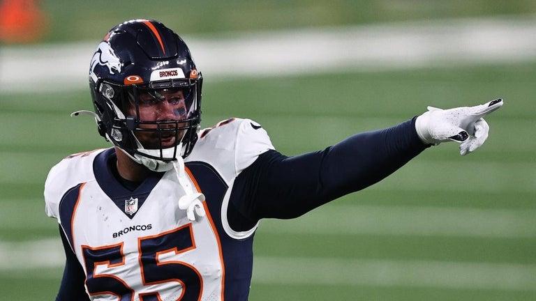Denver Broncos Star Arrested on Failure-to-Appear Warrant