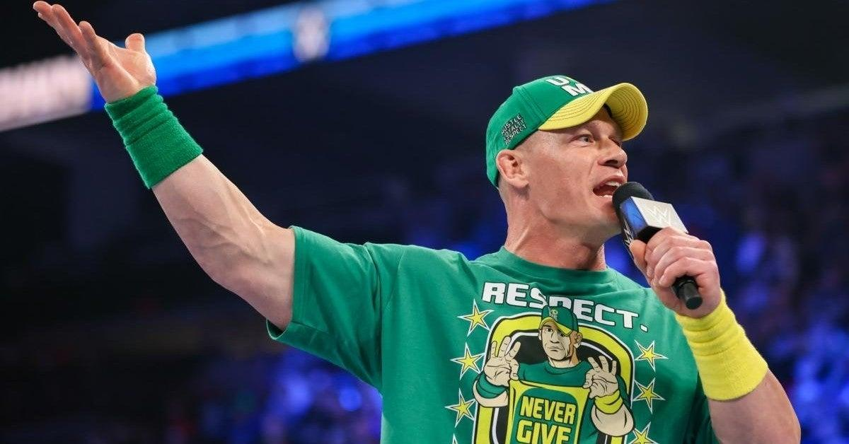 John Cena Calls Recent WWE Merchandise Idea a Catastrophic Failure