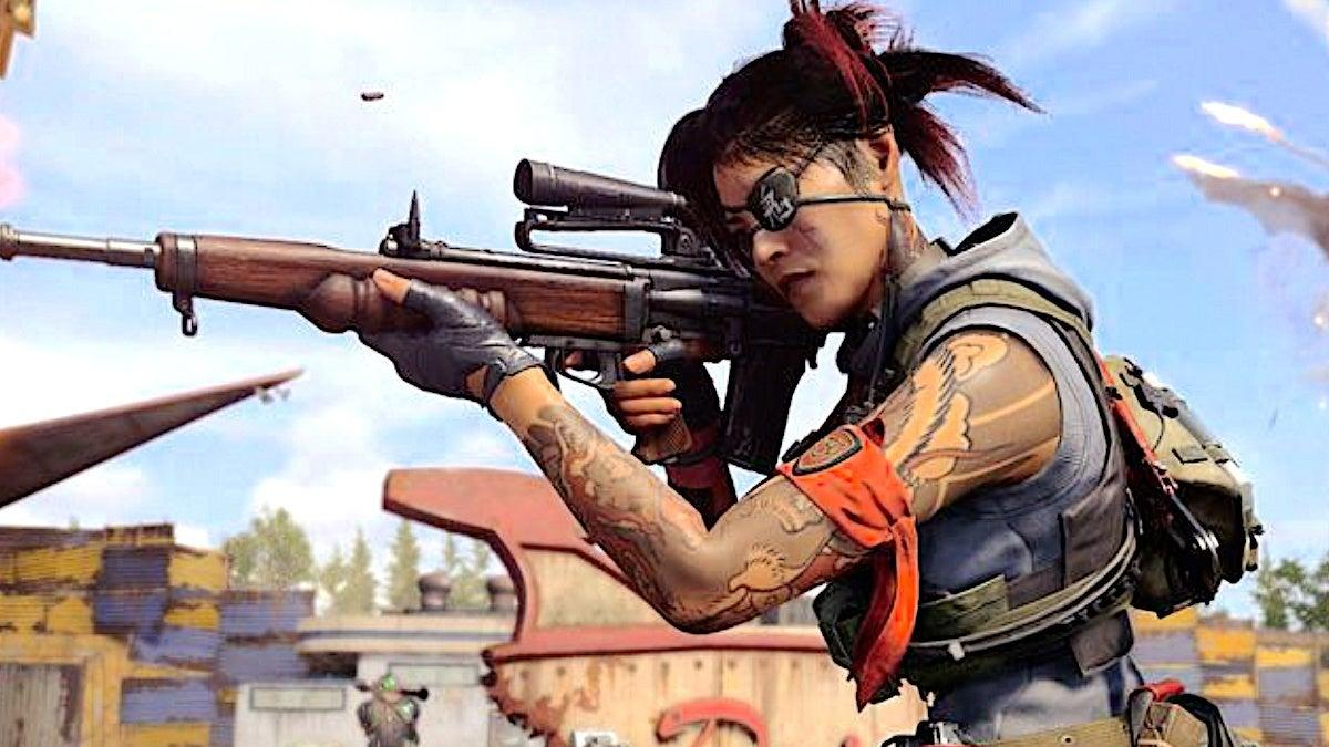 Call of Duty: Warzone Update Nerfs Two Guns