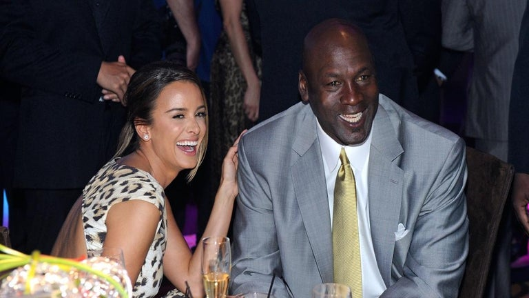 Michael Jordan and Wife Seen out Together in Croatia