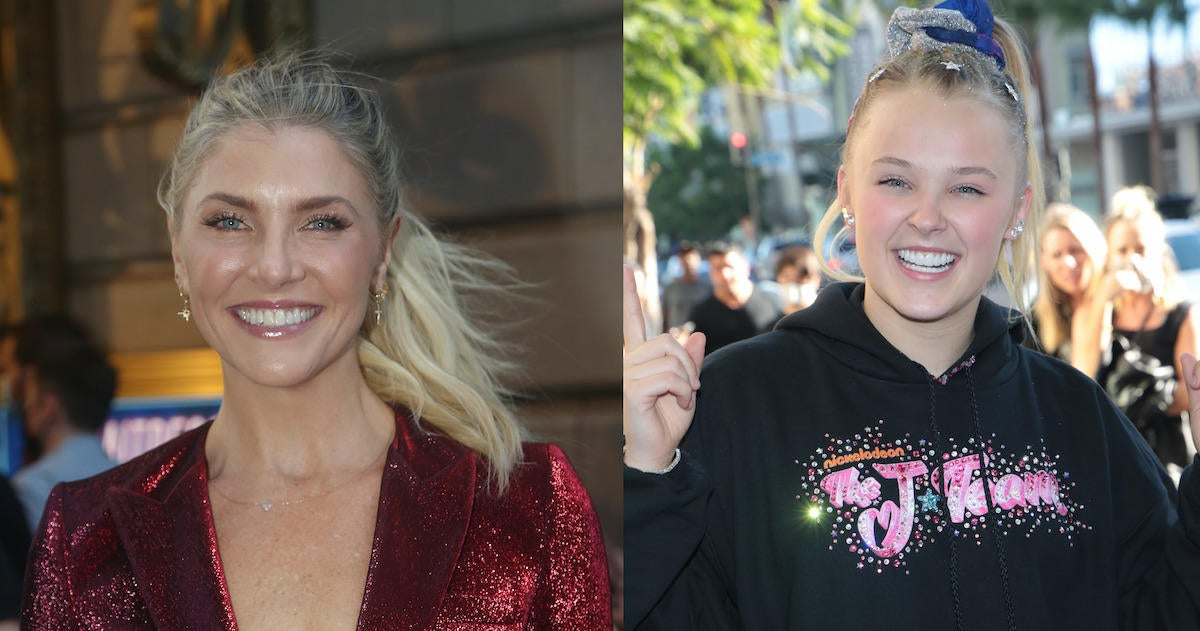 'Dancing With the Stars': JoJo Siwa and Amanda Kloots Defend Previous Dance Experience Before Show.jpg