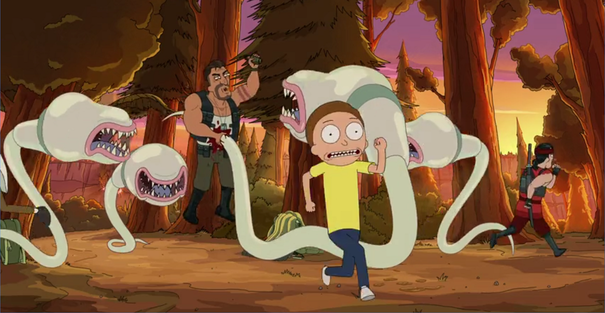 Rick And Morty Sperm Episode