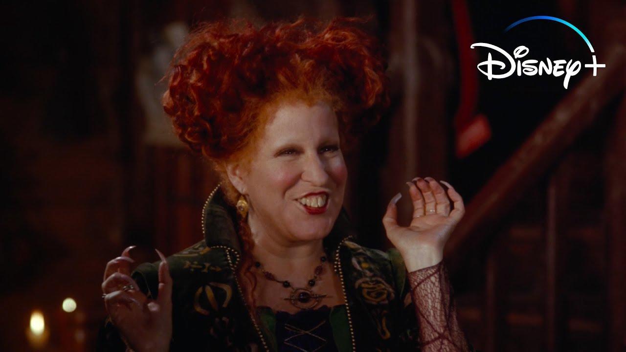hocus-pocus-bette-midler-disney-plus-hallowstream-halloween