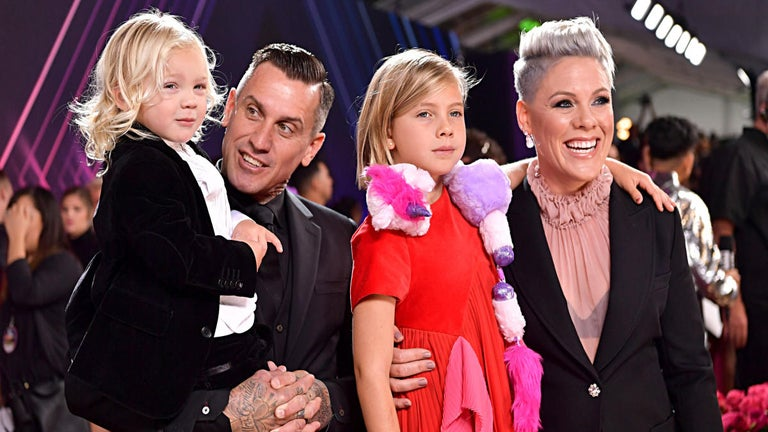 Pink's Husband Carey Hart Shares Sweet Photo of Son Jameson's First Day of Preschool