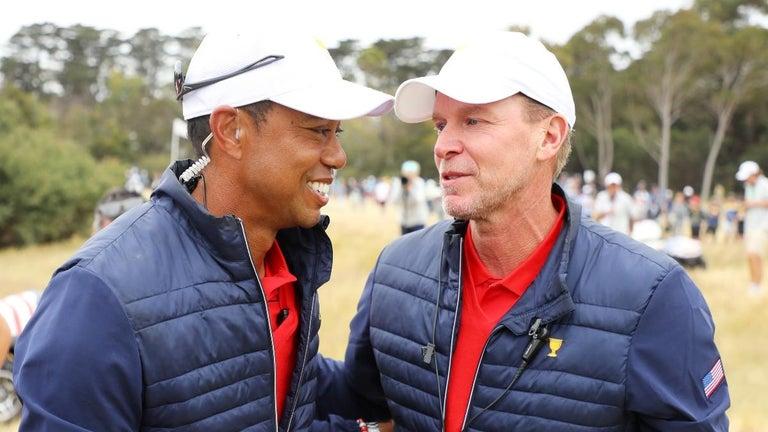 Steve Stricker Gives Big Health Update on Tiger Woods