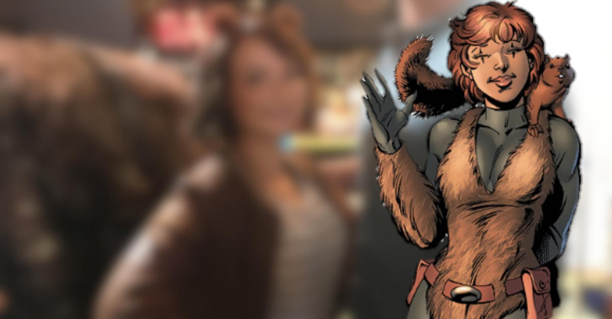 Marvel New Warriors TV Series Canceled Squirrel Girl Fan Reactions