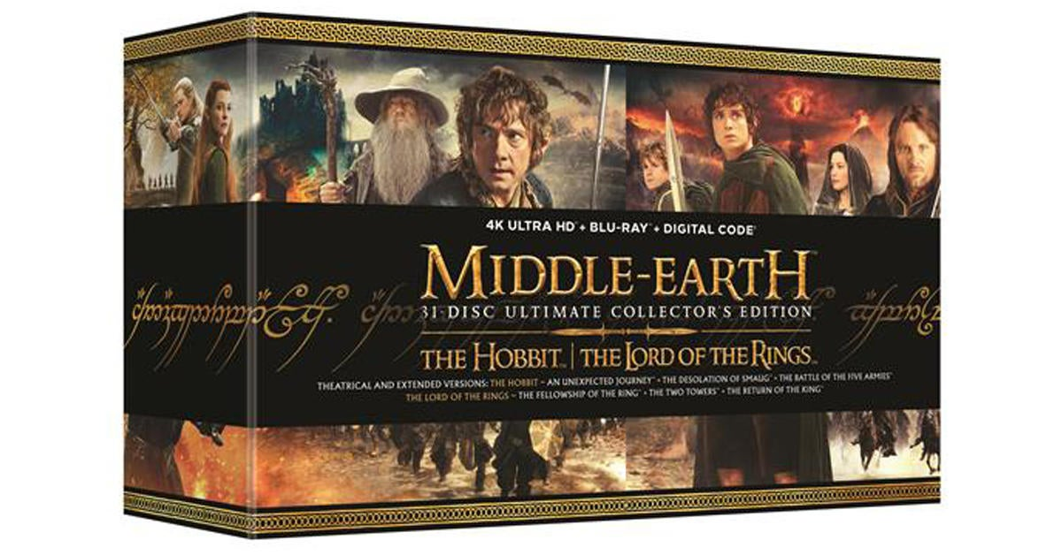 the-lord-of-the-rings-hobbit-collectors-edition-complete-set