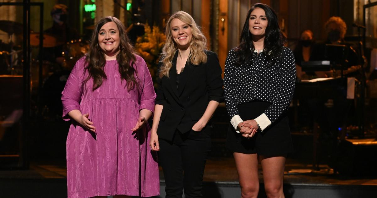 snl-kate-mckinnon-cecily-strong-aidy-bryant-nbc-getty-images