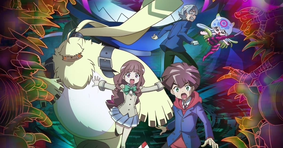 Digimon Ghost Game 2021 Anime