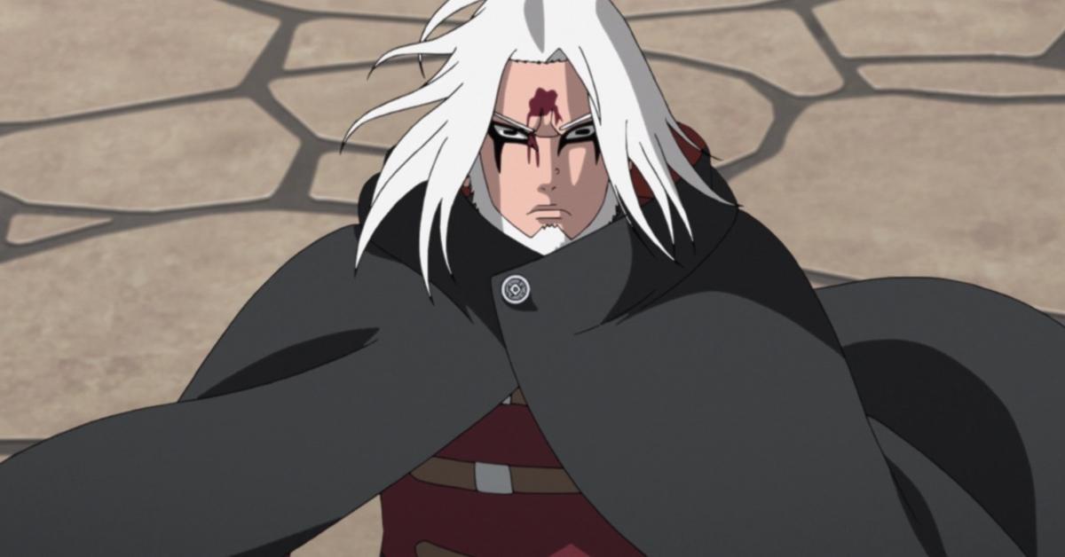 Boruto Naruto Kashin Koji Sage Mode Isshiki Otsutsuki Fight Anime