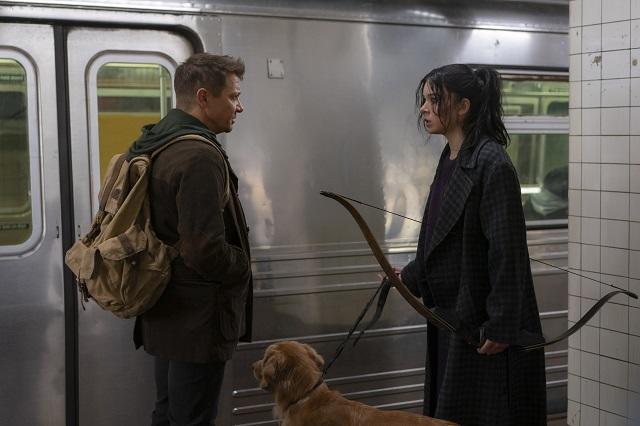 Hawkeye Train Still