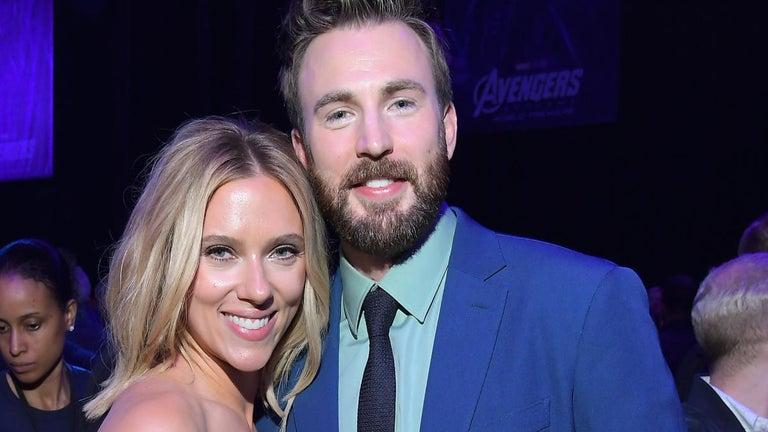 Chris Evans and Scarlett Johansson Team up for New Apple TV+ Action Adventure