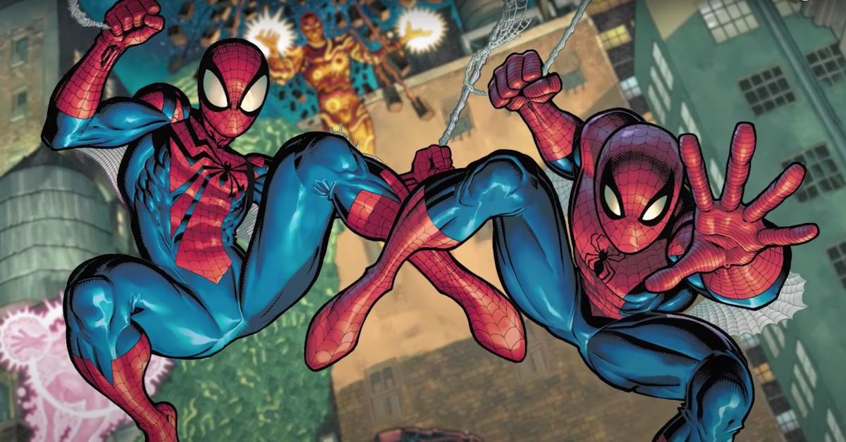Marvel New Spider-Man Beyond Trailer