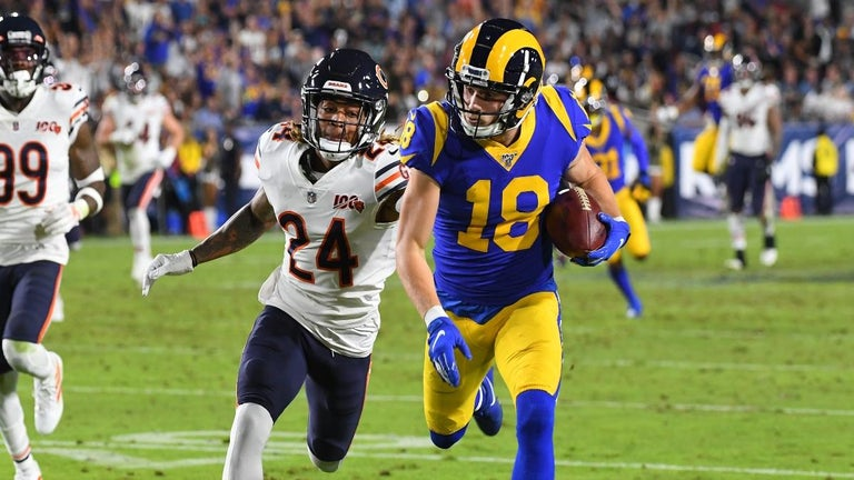 'Sunday Night Football': Time, Channel and How to Watch Bears vs. Rams