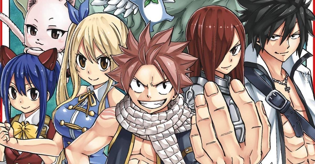 fairy-tail-100-years-quest-manga