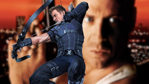 Marvel Hawkeye TV Series Trailer Die Hard Reactions
