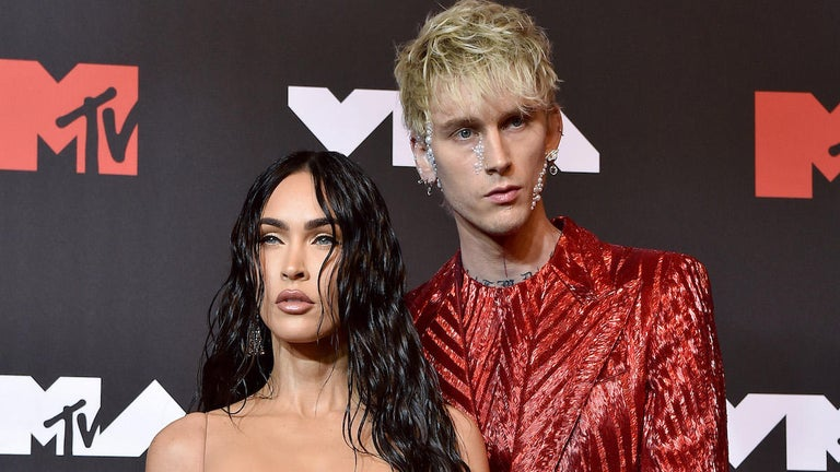 Megan Fox and Machine Gun Kelly Give Each Other Matching Tattoos