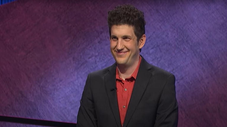 'Jeopardy!' Champ Matt Amodio Speaks out Amid Historic Run, Mike Richards Controversy