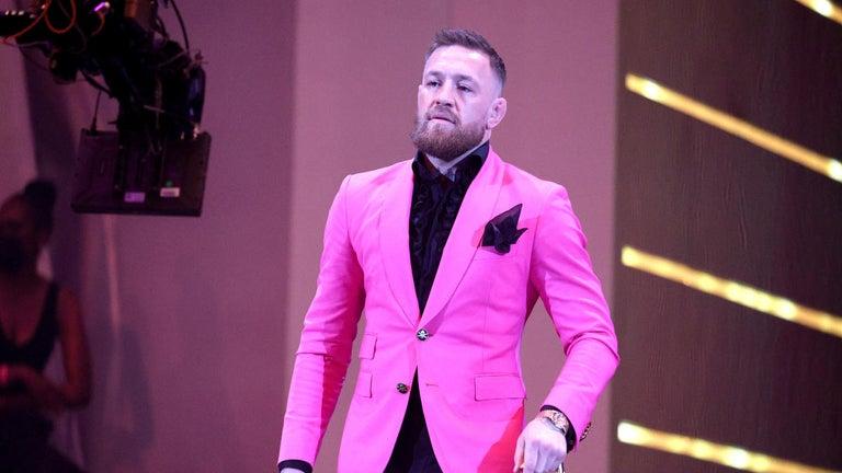 Conor McGregor Throws Shade at Machine Gun Kelly After VMAs Scuffle