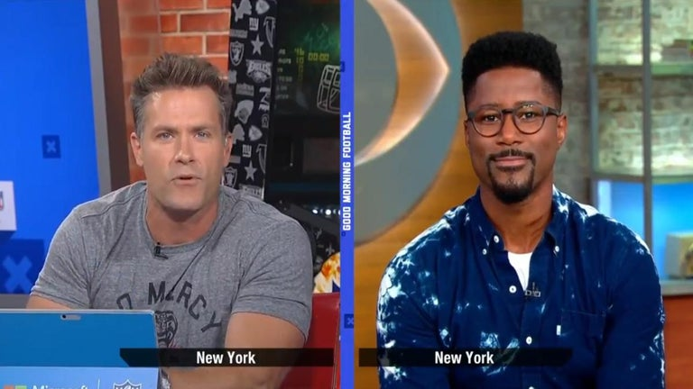 Kyle Brandt Opens up About Nate Burleson Leaving 'Good Morning Football' for 'CBS Mornings' (Exclusive)