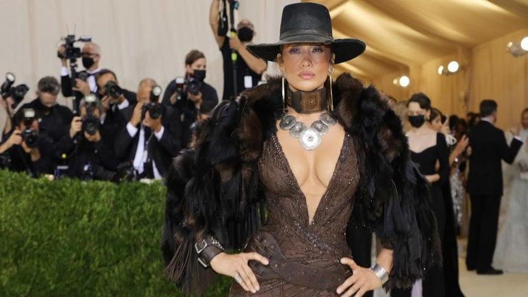 Met Gala: Jennifer Lopez Knocks out Instagram After Debuting Her Look