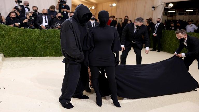 Kim Kardashian's Mystery Met Gala Date Revealed