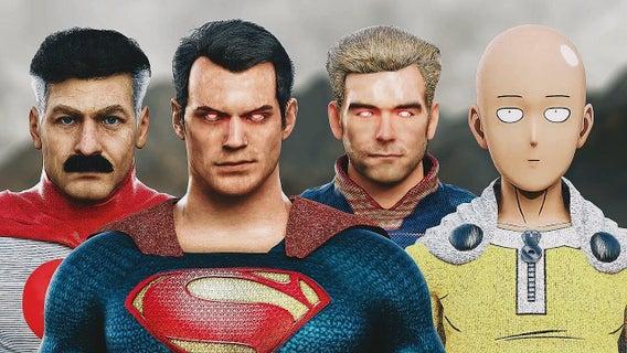 superman-vs-saitama-vs-homelander-vs-omni-man-epic-battle