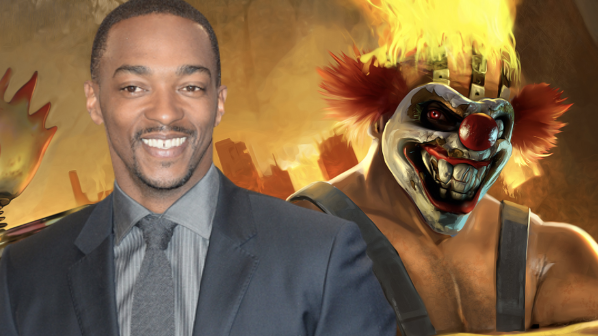 Twisted Steel TV Present Casts Anthony Mackie in Lead Position