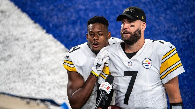 JuJu Smith-Schuster Opens up About Ben Roethlisberger's Future With Steelers (Exclusive)