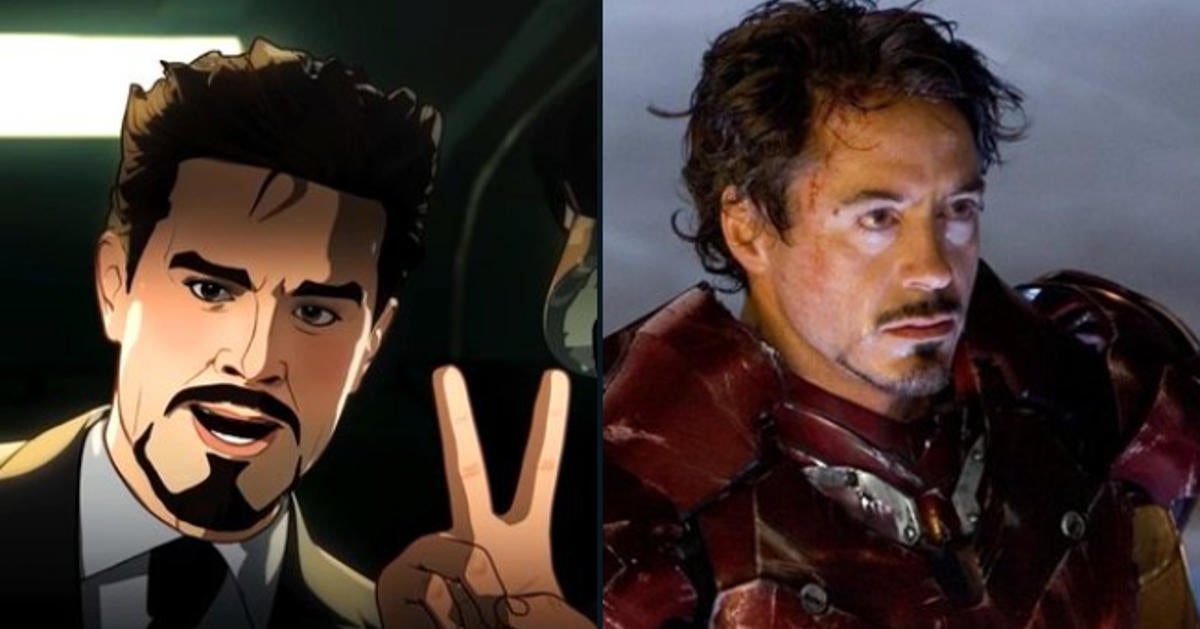 Who Voices Tony Stark Iron Man in Marvel What If Explained