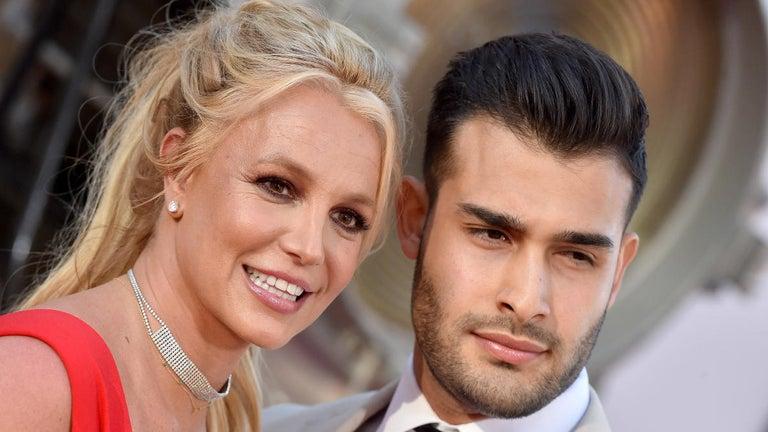 Britney Spears Gushes Over New Fiance Sam Asghari