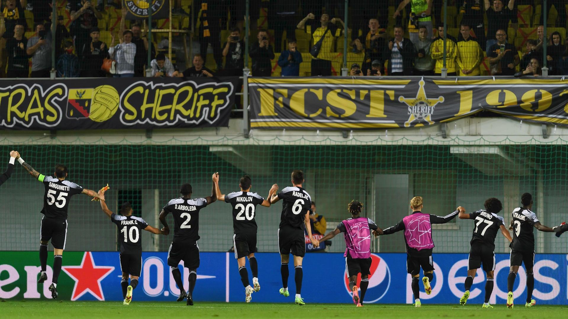 Champions League Highlights: FC Sheriff vs. Shakhtar Donetsk - CBSSports.com