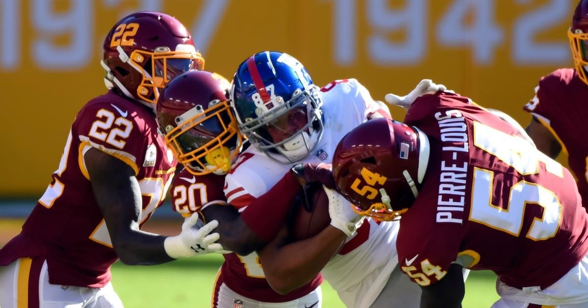 'Thursday Night Football': Time, Channel and How to Watch Giants vs. Washington.jpg