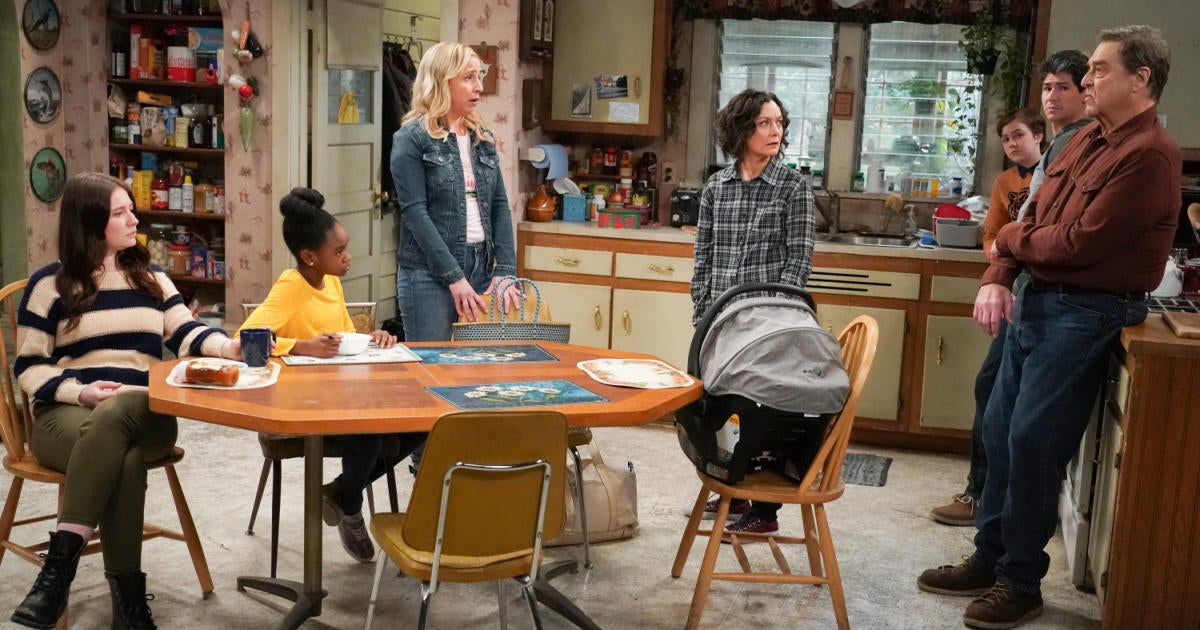 'The Conners' Planning Major Wedding in Season 4 That Could Be Hard for 'Roseanne' Fans.jpg